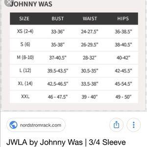 Johnny Was Dresses - Flash Sale Johnny Was dress